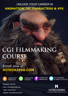 CGI Filmmaking Course